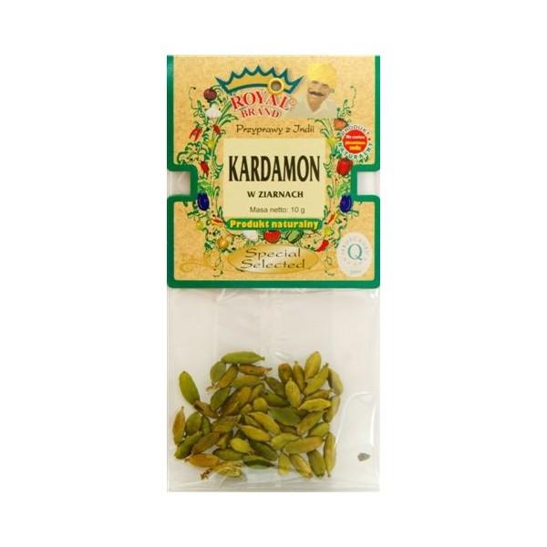 Kardamon w ziarnach 10 g