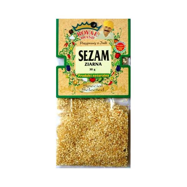 Sezam ziarna 30 g