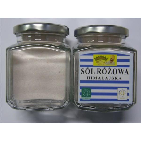 Sól różowa himalajska 230 g