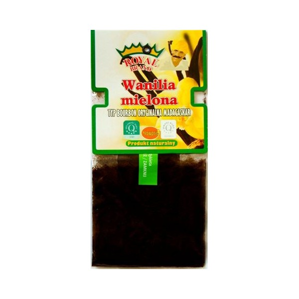 Wanilia mielona 20 g
