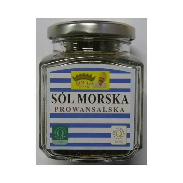 Sól morska prowansalska – mieszanka 200 g