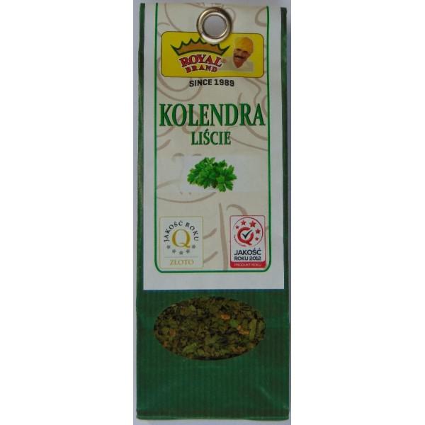 Kolendra  liście 25g.