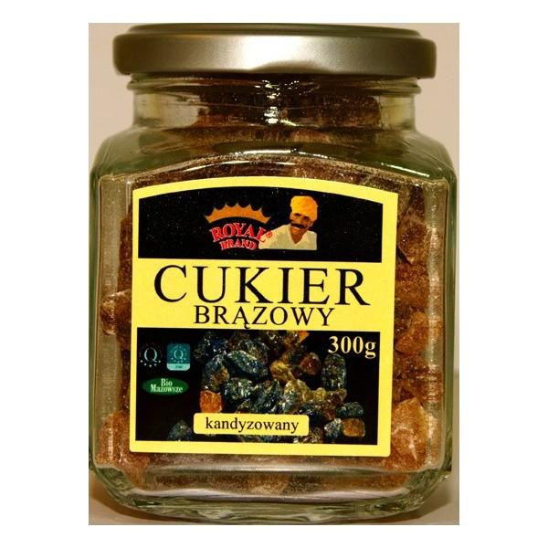 Cukier kandyzowany brązowy 230 g