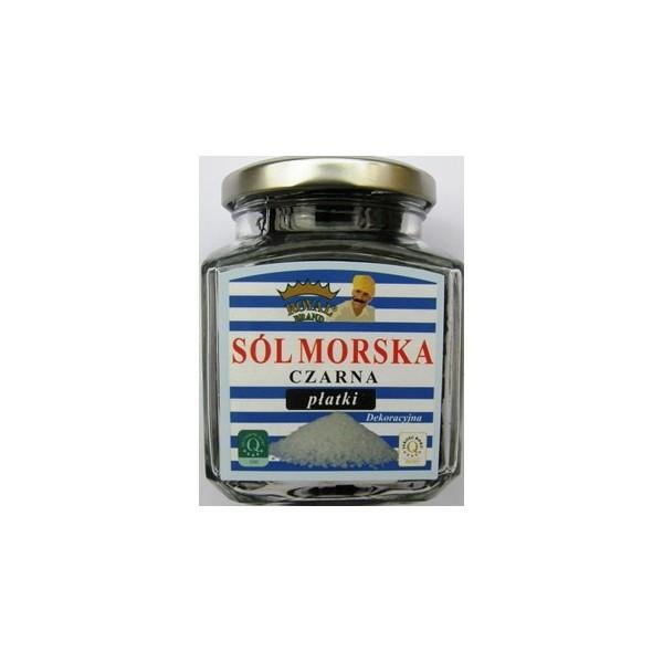 Sól morska czarna