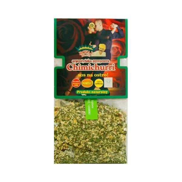 Chimichurri, przyprawa argentyńska, sos 50 g