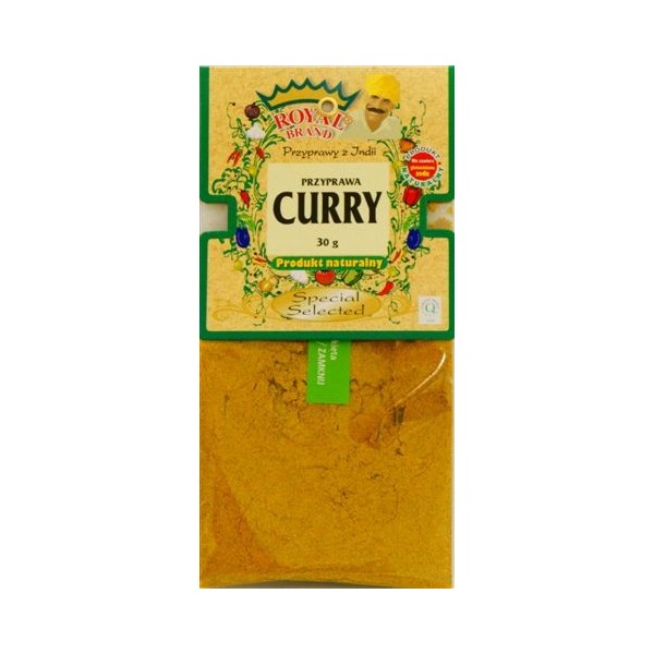 Curry 30 g